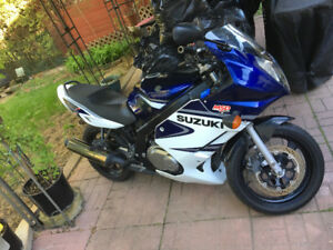 Selling Today ASAP. Suzuki GS500F price reduced