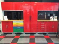 Garage Cabinets, Basement and Laundry Rooms