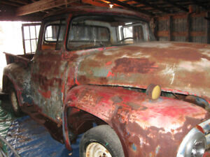 Pick up Ford 1956 f100