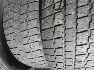 P215/60R16 SEVERE SNOW RATED WINTER TIRES