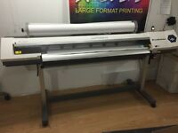 Printing business for sale.
