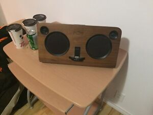 Bob Marley Speakers! New condition.