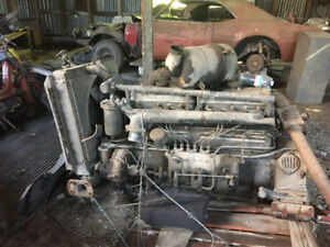 Fiat/Allis Diesel Engine