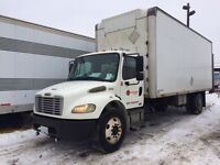 Driver needed asap for 5 Ton truck