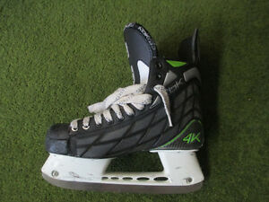 RBK 4K adult hockey skates