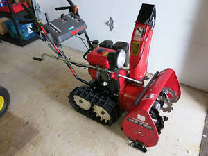 Honda HS 724 Snowblower