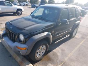 '03 Jeep Liberty