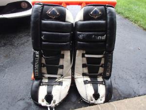 Men's goalie pads