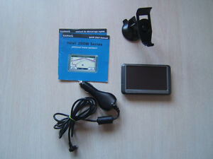 Garmin Nuvi 250W Automotive GPS