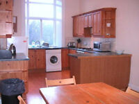 2 double bedroom available for long term in Marchmont £470pm