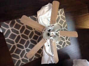 Ceiling fan light. Excellent condition