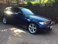 BMW 116 D Sport 3 Door Hatchback