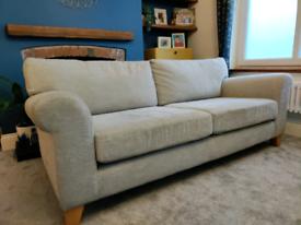 FREE three seater sofa smoke/pet free home