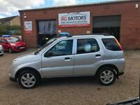 2005 Suzuki Ignis 1.5 VVT 4Grip Silver 4x4 5dr Hatch, **ANY PX WELCOME**