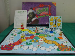 How the Grinch Stole Christmas and Snakes and Ladders Cornwall Ontario image 2