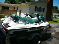 Must Go ... 2000 Sea Doo GTI