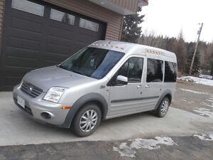 2012 Ford Transit Connect Minivan, Van