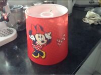 Disneys Minnie Mouse Lampshade