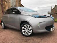 *3 MTHS WARRANTY*2014(14)RENAULT ZOE DYNAMIQUE ELECTRIC DRIVEN 0NLY 16K*