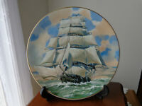 """ROSENTHAL GERMANY COLLECTOR'S PLATE """"THE LIGHTNING"""""""