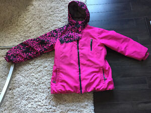 Girls firefly winter jacket