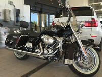 Mint Harley-Davidson Road King - Must go before winter