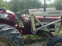 International 434 tractor for sale