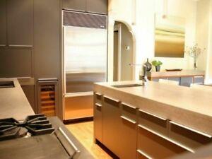 Quartz Countertops Kitchen Bathroom Any Material & Shape