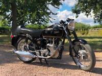 Velocette Venom 1958 In Clubman / Thruxton Trim