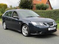 2011 Saab 9 3 1.9 TTiD 180 BHP TWIN TURBO EDITION 5DR ESTATE * 82,000 MILES *...