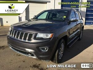 2015 Jeep Grand Cherokee OVERLAND 4X4   - Bluetooth -  Air Suspe