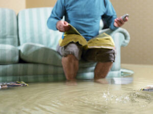 Wet Basement Water Damage Sewage Back Up - Services 24/7