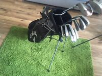 FT PLUS CLUBS WITH CALLAWAY BAG