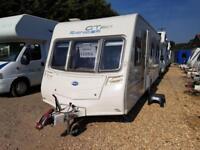 2009 Bailey Ranger 520-4 GT60 4 Berth Fixed Bed Caravan