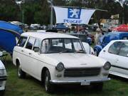 1970 Peugeot 404 Wagon Watson North Canberra Preview