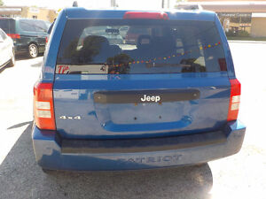 2009 JEEP PATRIOT 4X4 Windsor Region Ontario image 4