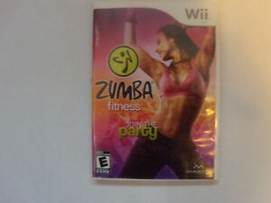 Zumba Fitness for WWii .