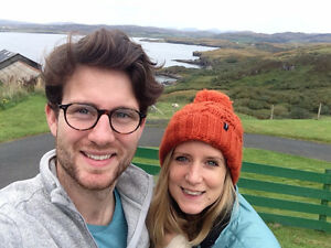 English couple looking for a double room in Revelstoke