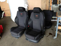 WTB VW MK4 GTI 20th anv. front seat headrests