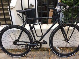 Black single speed bike for sale