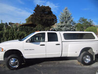 2005 Dodge Ram 3500 Dually, 4x4, Cummins, California