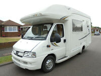REDUCED 4 Berth Auto Sleeper Inca Immaculate Condition 2005 Model For Sale