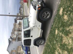 1999 Jeep TJ Sport