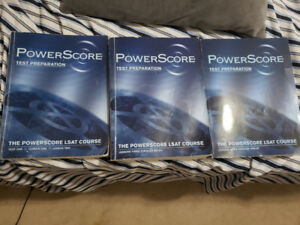 Powerscore lsat books kijiji in ontario buy sell save with powescore lsat full length coursebooks ch1 12 cover all q types malvernweather Gallery