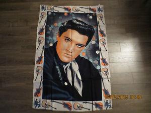 Toile en tissus d'Elvis décorative Gatineau Ottawa / Gatineau Area image 1