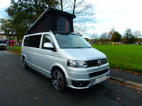 2010 10'reg VW Transporter T5.1 LWB 1.9 TDi SE Camper**Pop Top Roof**4 Berth**
