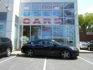 2016 HONDA ACCORD Sport SPORTY ALLOY WHEELS AND HEATED SEATS