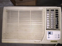 1 ton Fedders Window Air Conditioner