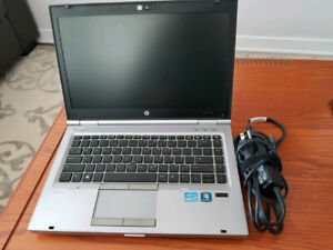 Ordinateur portable HP 8460P i7 - 2620M ( SSD 120 GB RAM 8 GB)