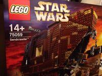 Lego Sandcrawler - 75059
